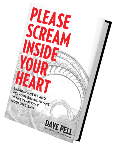 Please Scream Inside Your Heart book cover